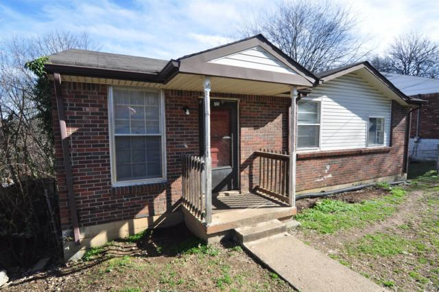 723 S 13Th St, Nashville, TN 37206 (MLS #1937171) :: RE/MAX Choice Properties