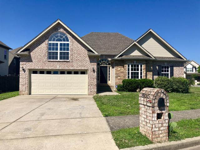 805 Northstar Ct, Old Hickory, TN 37138 (MLS #1937541) :: Nashville on the Move