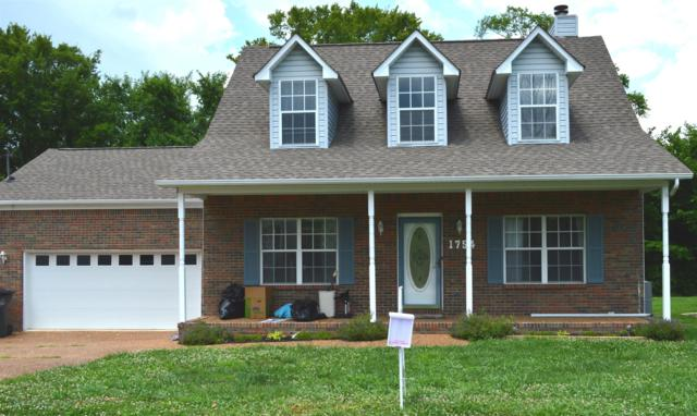 1754 University Drive, Columbia, TN 38401 (MLS #1938243) :: REMAX Elite