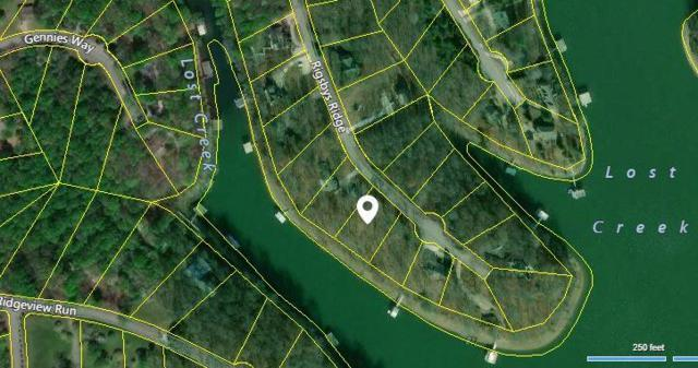 185 Lot Rigsbys Rdg, Lynchburg, TN 37352 (MLS #1939638) :: John Jones Real Estate LLC