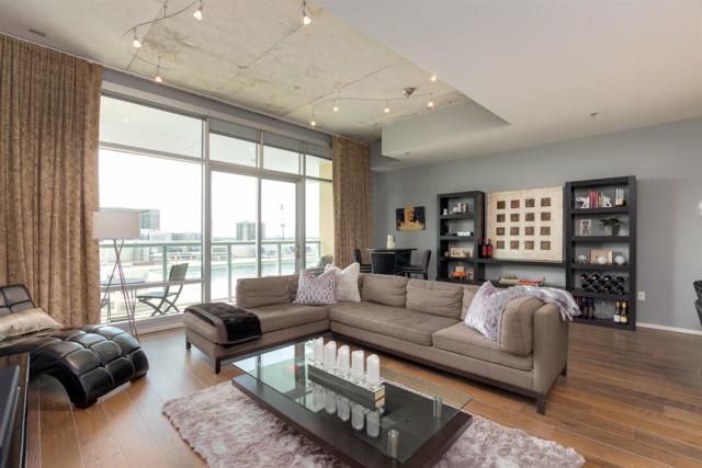 700 S 12Th Ave S Unit 610 #610, Nashville, TN 37203 (MLS #1940094) :: Maples Realty and Auction Co.