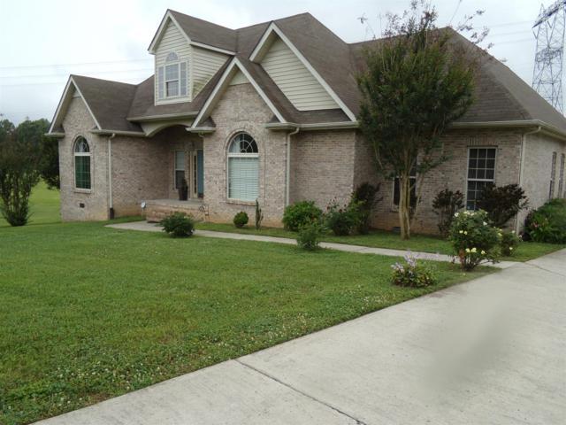 141 Cumberland Oaks Dr, Tullahoma, TN 37388 (MLS #1940525) :: EXIT Realty Bob Lamb & Associates