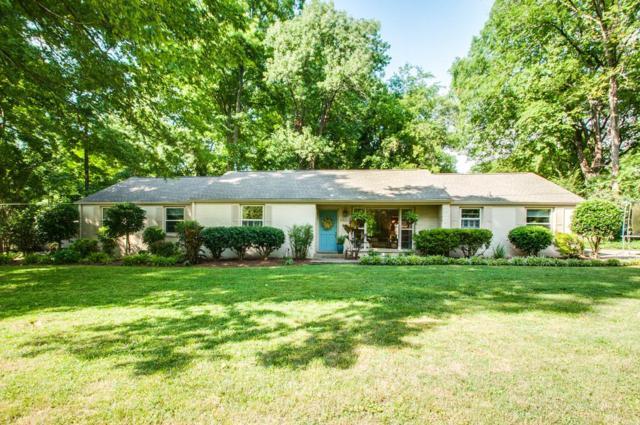 4606 Log Cabin Rd, Nashville, TN 37216 (MLS #1943025) :: The Milam Group at Fridrich & Clark Realty