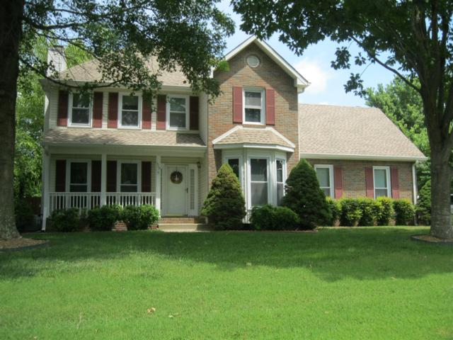 519 Christel Springs Dr, Clarksville, TN 37043 (MLS #1943845) :: Nashville On The Move