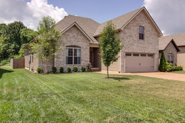 7028 Nickalus Way, Spring Hill, TN 37174 (MLS #1945062) :: The Matt Ward Group