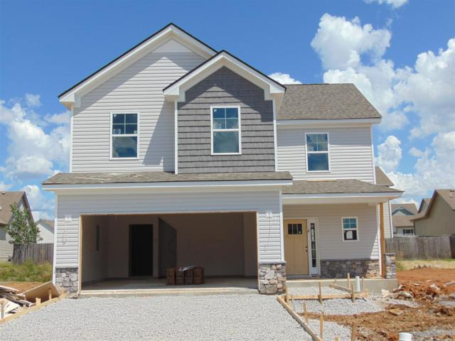 1717 Alysheba Run/Lot1555, Murfreesboro, TN 37128 (MLS #1945884) :: EXIT Realty Bob Lamb & Associates