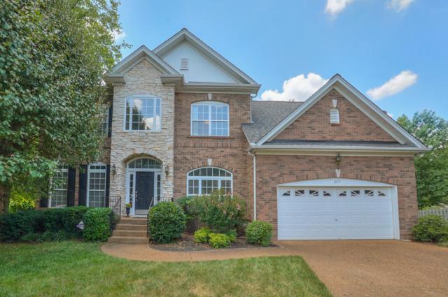 809 Ramble Hill Ct, Nashville, TN 37211 (MLS #1945921) :: RE/MAX Homes And Estates