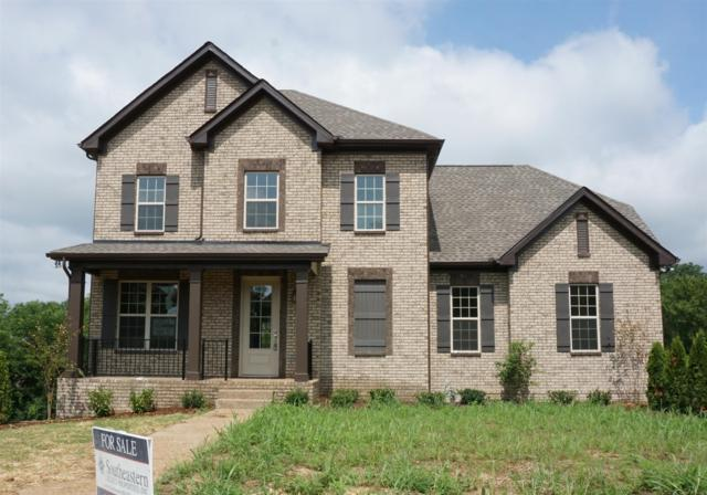 1114 Claire Court Lot 43, Gallatin, TN 37066 (MLS #1946281) :: Ashley Claire Real Estate - Benchmark Realty