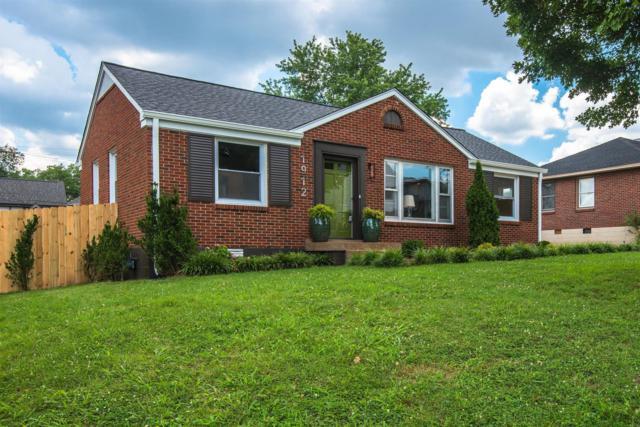 1912 Truett Ave, Nashville, TN 37206 (MLS #1946436) :: EXIT Realty Bob Lamb & Associates