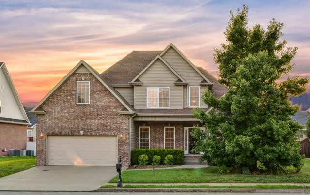 3726 Clearwood Ln, Clarksville, TN 37040 (MLS #1946512) :: Ashley Claire Real Estate - Benchmark Realty