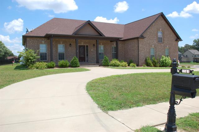 1161 Upland Ter, Clarksville, TN 37043 (MLS #1946818) :: RE/MAX Homes And Estates