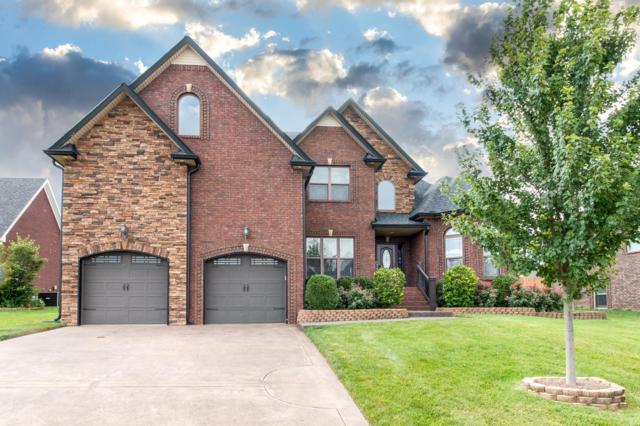 156 Covey Rise Cir, Clarksville, TN 37043 (MLS #1947475) :: DeSelms Real Estate