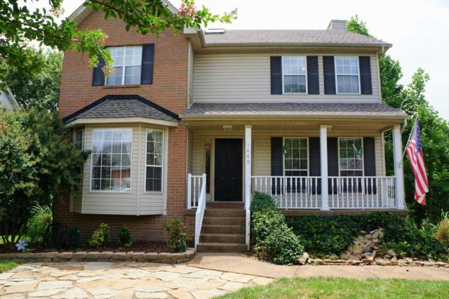 1440 Woodfield Dr, Nashville, TN 37211 (MLS #1947818) :: Ashley Claire Real Estate - Benchmark Realty