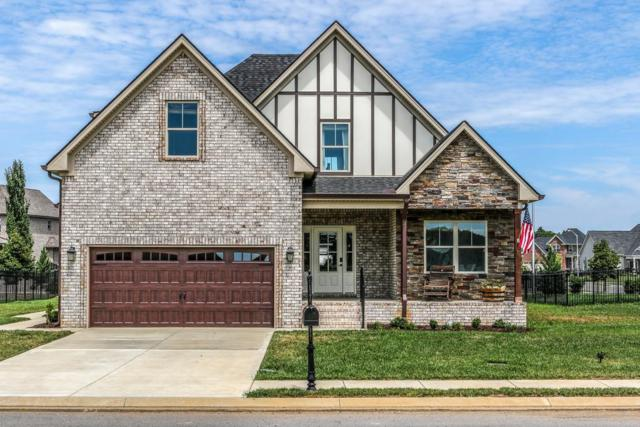 3911 Gilreath Pl, Murfreesboro, TN 37127 (MLS #1948195) :: Maples Realty and Auction Co.