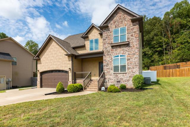 1239 Brigade Dr, Clarksville, TN 37043 (MLS #1949907) :: The Kelton Group