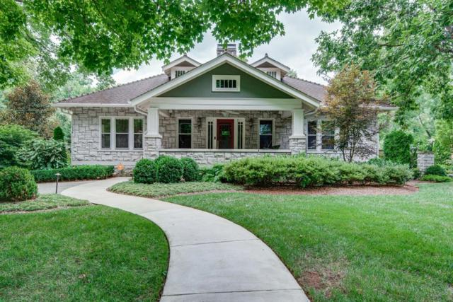 1103 Clifton Ln, Nashville, TN 37204 (MLS #1950084) :: The Milam Group at Fridrich & Clark Realty