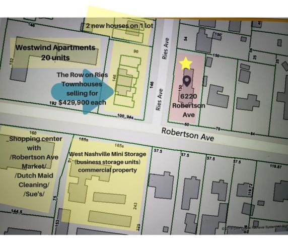 6220 Robertson Ave, Nashville, TN 37209 (MLS #1950338) :: RE/MAX Homes And Estates