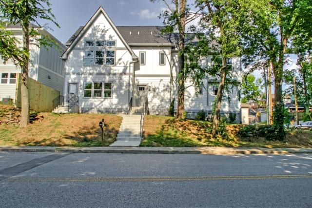 810 Morrow Rd, Nashville, TN 37209 (MLS #1950509) :: Ashley Claire Real Estate - Benchmark Realty