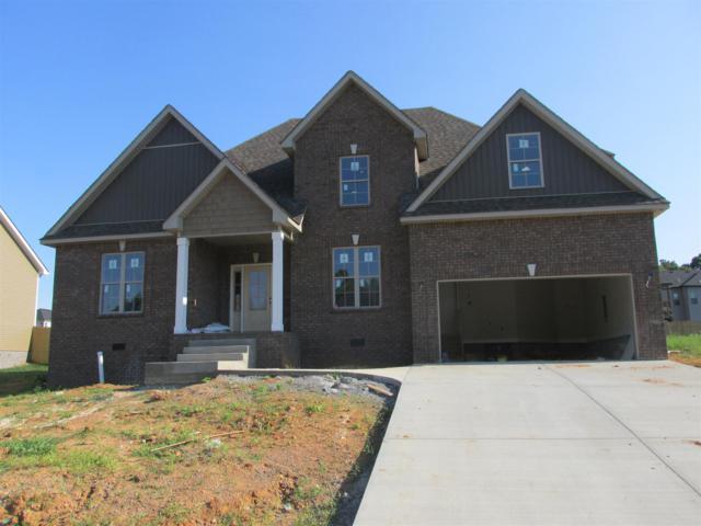 121 Thomas Traylor Ln, Clarksville, TN 37043 (MLS #1952168) :: Team Wilson Real Estate Partners