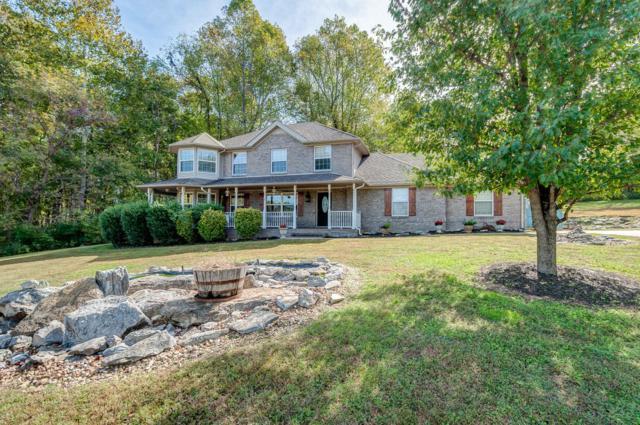 1509 Heller Rdg, Spring Hill, TN 37174 (MLS #1952515) :: John Jones Real Estate LLC