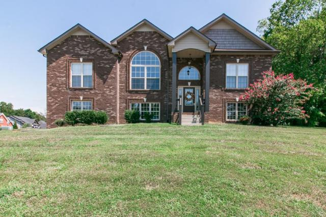 1325 Vantage Court, Clarksville, TN 37040 (MLS #1954524) :: Nashville On The Move