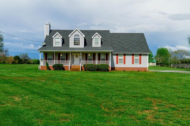 1683 S Walker Rd, Pleasant View, TN 37146 (MLS #1954875) :: Nashville on the Move
