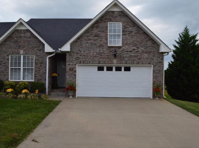 28 Townsend Way, Clarksville, TN 37043 (MLS #1955302) :: Oak Street Group