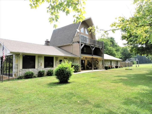 1201 Knob Creek Rd, Wartrace, TN 37183 (MLS #1955686) :: EXIT Realty Bob Lamb & Associates