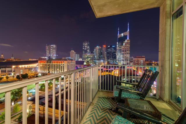 301 Demonbreun St Unit 1203 #1203, Nashville, TN 37201 (MLS #1955940) :: Oak Street Group