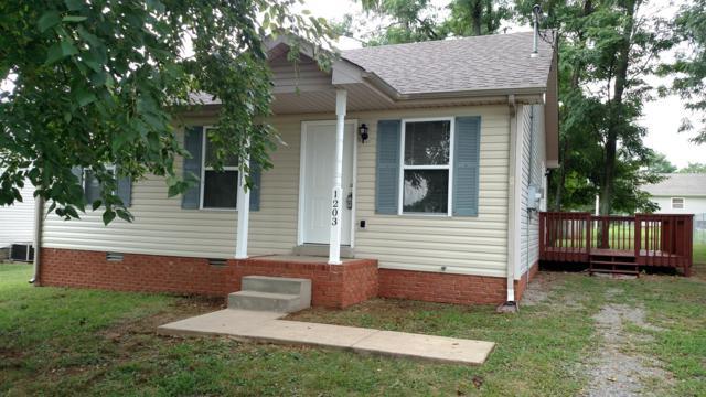 1203 Carol Drive, Oak Grove, KY 42262 (MLS #1956201) :: Nashville On The Move