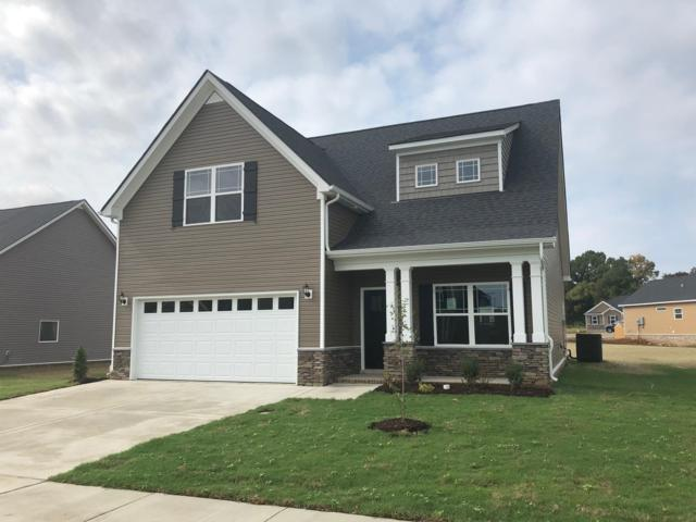 124 East Coker Way Lot 5, Spring Hill, TN 37174 (MLS #1957954) :: Team Wilson Real Estate Partners