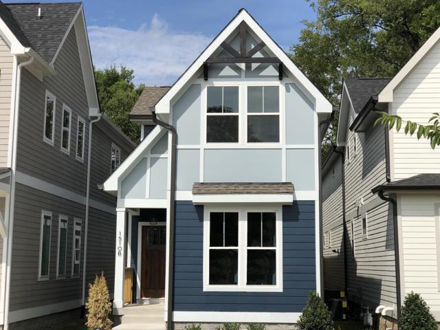 1510 B Arthur Ave, Nashville, TN 37208 (MLS #1958011) :: DeSelms Real Estate