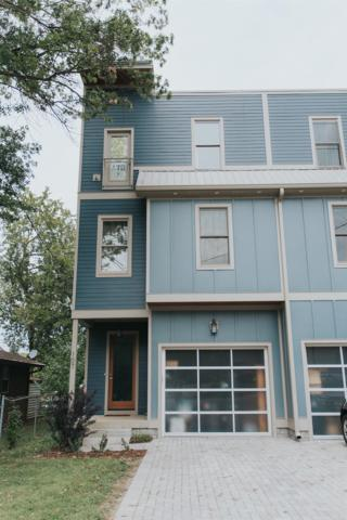 107 13th Avenue Cir, Nashville, TN 37212 (MLS #1960562) :: Nashville on the Move