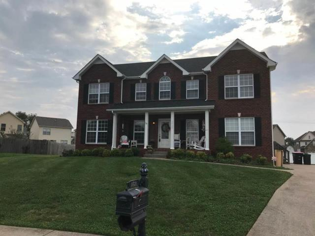 3721 Meadow Knoll Ct, Clarksville, TN 37040 (MLS #1960733) :: Ashley Claire Real Estate - Benchmark Realty