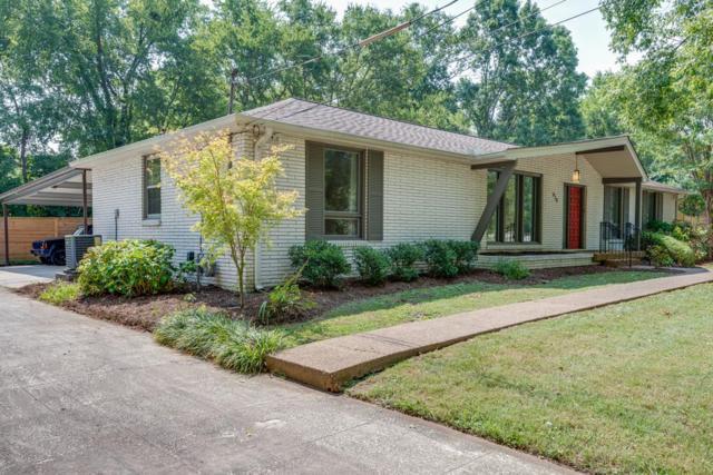 910 Percy Warner Blvd, Nashville, TN 37205 (MLS #1961653) :: Nashville On The Move