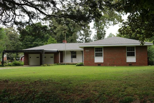 100 Crestwood Dr, Tullahoma, TN 37388 (MLS #1962089) :: Nashville On The Move