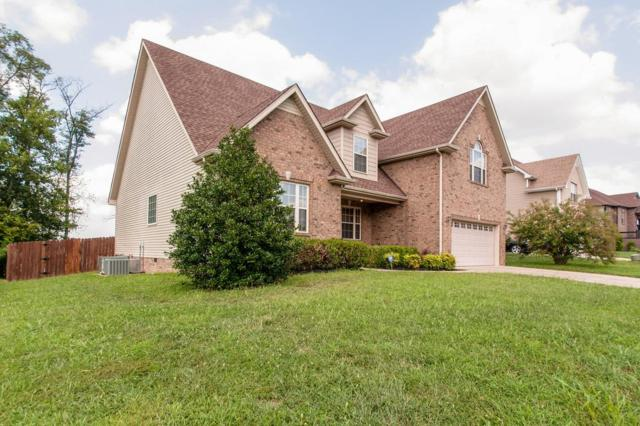 495 Winding Bluff Way, Clarksville, TN 37040 (MLS #1962165) :: RE/MAX Homes And Estates