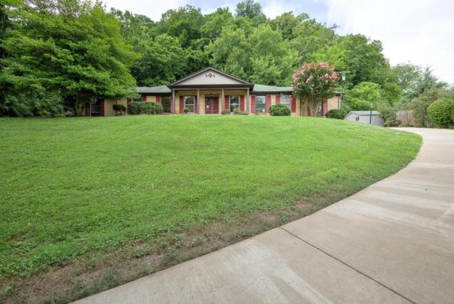 2080 Sunny Side Dr, Brentwood, TN 37027 (MLS #1962756) :: John Jones Real Estate LLC