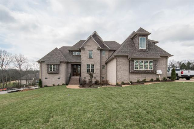 1091 Luxborough Drive, Hendersonville, TN 37075 (MLS #1964707) :: RE/MAX Homes And Estates