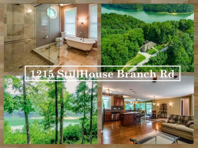 1215 Stillhouse Branch Road, Sparta, TN 38583 (MLS #1964843) :: John Jones Real Estate LLC