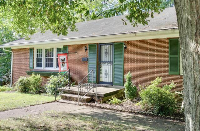 603 Washington Avennue, Mount Pleasant, TN 38474 (MLS #1965625) :: Nashville on the Move