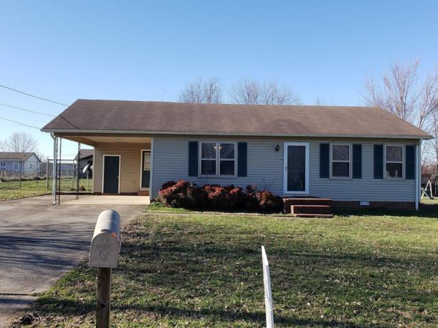 112 New Gritton Ave, Oak Grove, KY 42262 (MLS #1966652) :: Nashville on the Move