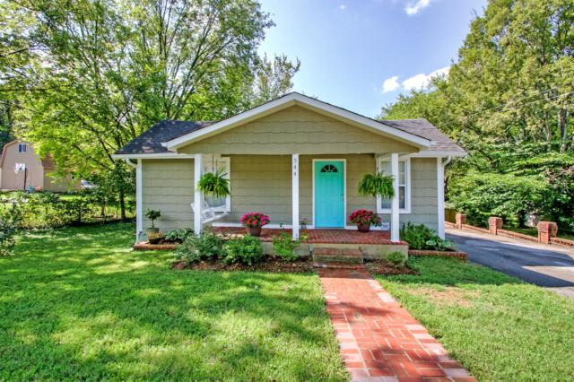 544 Maplewood Ln, Nashville, TN 37216 (MLS #1966661) :: DeSelms Real Estate