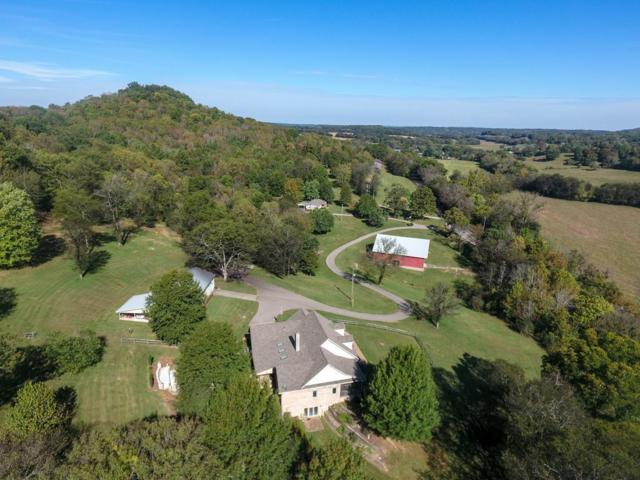 1307 Mooresville Road, Culleoka, TN 38451 (MLS #1967631) :: The Matt Ward Group