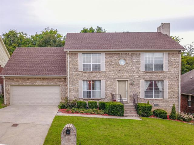 244 Waterview Dr, Hendersonville, TN 37075 (MLS #1967902) :: Nashville On The Move