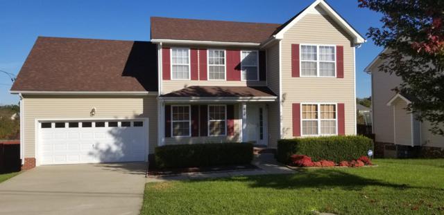 1315 Sunfield Dr, Clarksville, TN 37042 (MLS #1969304) :: John Jones Real Estate LLC