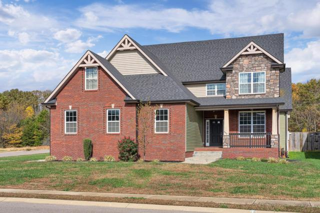 799 Lulworth Cv, Clarksville, TN 37043 (MLS #1970049) :: The Kelton Group