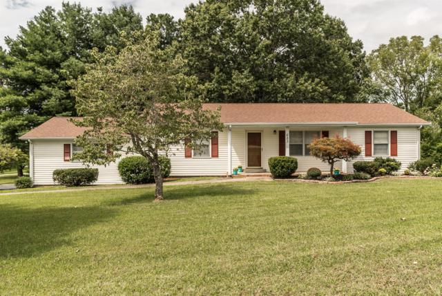 683 Lakeside Dr, Springfield, TN 37172 (MLS #1970645) :: Nashville On The Move