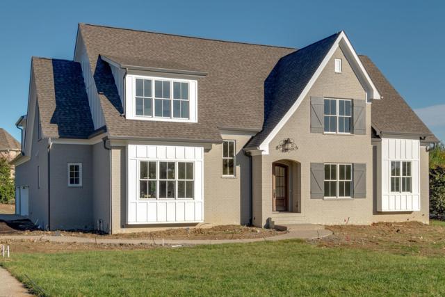 933 Sunset Ridge Dr, Franklin, TN 37069 (MLS #1972461) :: John Jones Real Estate LLC