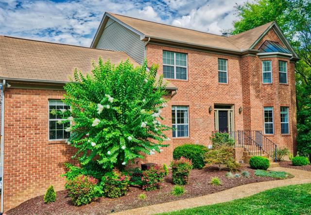 5501 Saddlewood Ln, Brentwood, TN 37027 (MLS #1972957) :: The Milam Group at Fridrich & Clark Realty